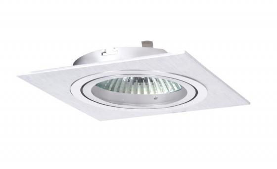 Встраиваемый светильник Donolux SA1541-Alu точечный светильник sa1541 alu donolux