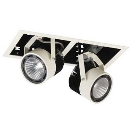Встраиваемый светильник Donolux DL18601/02WW-SQ встраиваемый светильник donolux dl224g