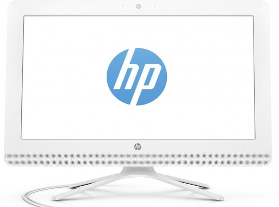 Моноблок 21.5 HP Pavilion 22-b013ur AiO 1920 x 1080 Intel Celeron-J3060 4Gb 500Gb Intel HD Graphics 400 64 Мб DOS белый X0Z36EA ноутбук hp 15 bs027ur 1zj93ea core i3 6006u 4gb 500gb 15 6 dvd dos black