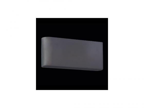 Уличный настенный светильник Donolux DL18400/21WW-Black Dim настенный уличный светильник donolux dl18405 21ww grey