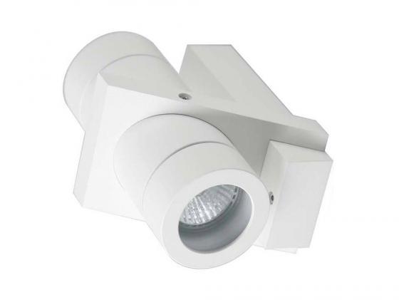 Уличный настенный светильник Donolux DL18434/21WW-White наземный светильник donolux dl18379 21ww 30 alu