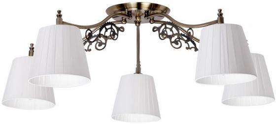 Потолочная люстра MW-Light Моника 372011105 потолочная люстра mw light моника 372011808