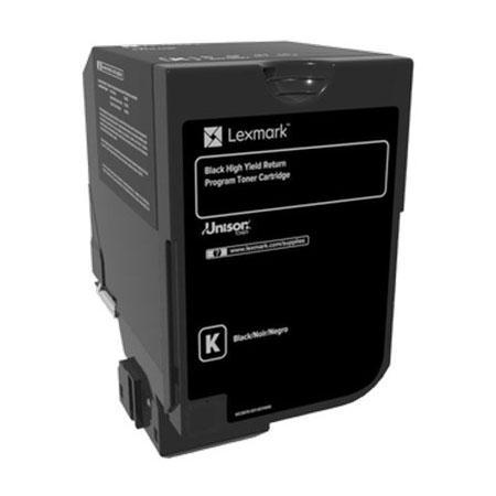 Картридж Lexmark 74C5SKE для CX725de CX725dhe CS725de CS720de черный 7000стр картридж lexmark 70c8hke для lexmark cs510 cs410 cs310 черный 4000стр