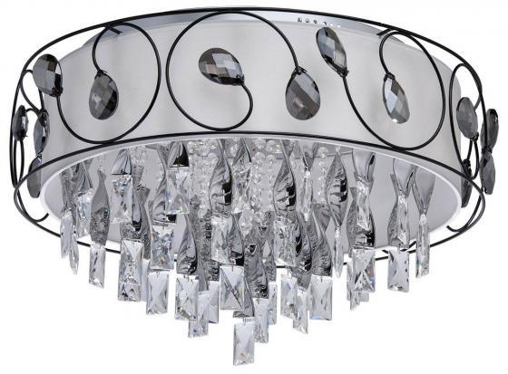 Потолочный светодиодный светильник с пультом ДУ MW-Light Жаклин 10 465014118 потолочный светильник mw light жаклин 465012417