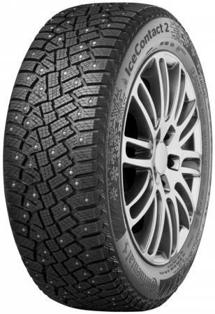 Шина Continental IceContact 2 SUV 275/55 R19 111T зимняя шина continental icecontact 2 kd suv xl 265 65 r17 116t fr
