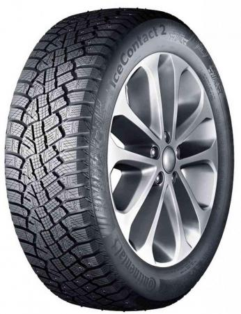 Шина Continental IceContact 2 205/55 R16 91T