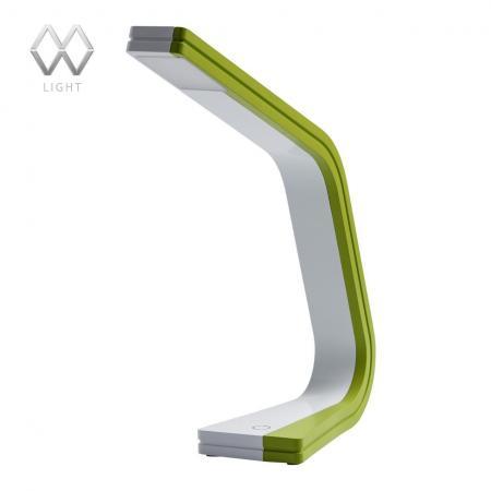 Купить со скидкой Настольная лампа MW-Light Ракурс 631031901
