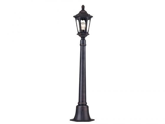 Уличный светильник Maytoni Oxford S101-108-51-B maytoni настенный уличный светильник maytoni oxford s101 42 11 b