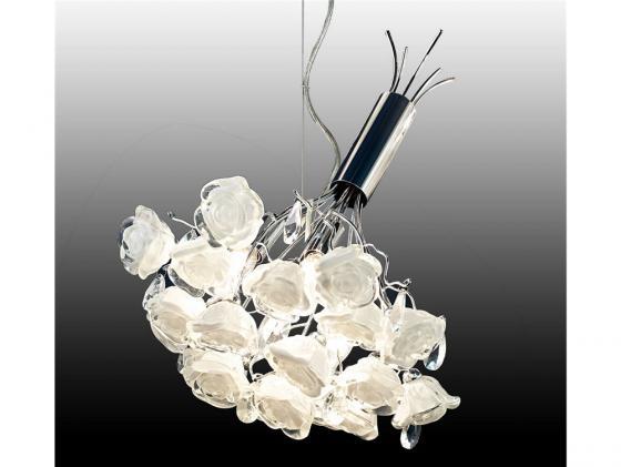 Подвесной светильник Citilux Rosa Bianco EL325P04.1 бра citilux rosa bianco el325w02 1
