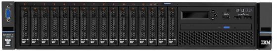 Сервер Lenovo TopSeller x3650 M5 5462L2G сервер lenovo x3250 m6 3943e6g