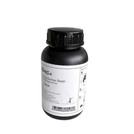 Фотополимерная смола XYZ Nobel прозрачный RUGNRXTW12A 3d принтер xyz nobel 1 0