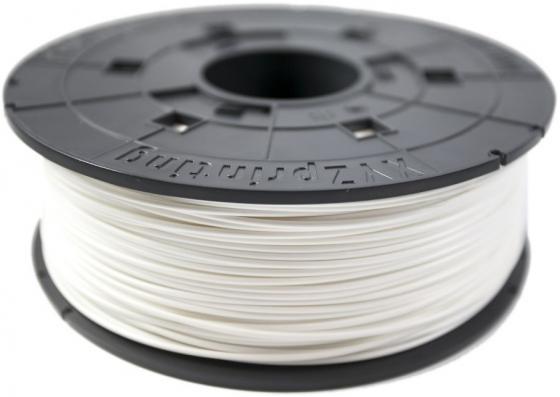 Пластик для принтера 3D XYZ ABS белый 1.75 мм/600гр RF10XXEUZZE abs картридж xyz синий 1 75 мм 600гр 4715872745404