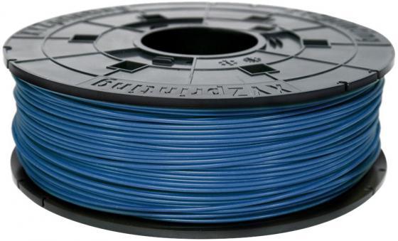 Пластик для принтера 3D XYZ ABS синий 1.75 мм/600гр RF10BXEU03K пластик для принтера 3d xyz pla натуральный 1 75 600гр rfplbxeu01f rfplb fl8 q6z th 74q s029
