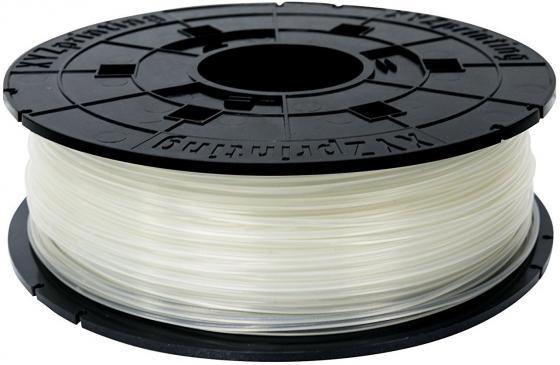Пластик для принтера 3D XYZ PLA натуральный 1.75/600гр RFPLBXEU01F пластик для принтера 3d xyz pla для junior синий 1 75 мм 600гр rfplcxeu0db rfplc fpm pgb th 679 0217