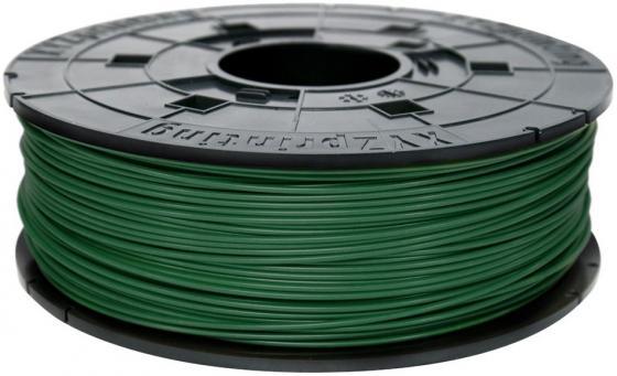Пластик для принтера 3D XYZ ABS зеленый 1.75 мм/600гр RF10BXEU06D пластик abs флюорисцентно зеленый
