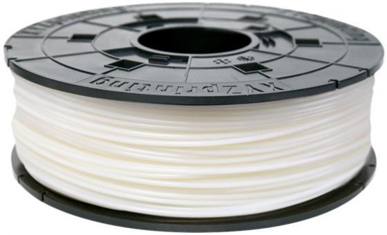 Пластик для принтера 3D XYZ ABS белый 1.75 мм/600гр RF10BXEU02B пластик для принтера 3d xyz abs белый 1 75 мм 600гр rf10bxeu02b