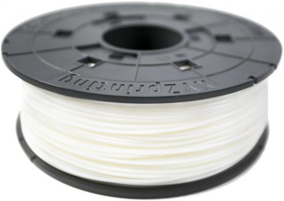 Пластик для принтера 3D XYZ ABS кремовый 1.75 мм/600гр RF10XXEU0CC abs картридж xyz синий 1 75 мм 600гр 4715872745404