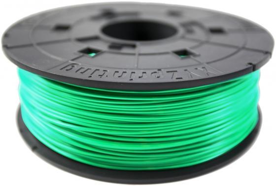 Пластик для принтера 3D XYZ ABS зеленый 1.75 мм/600гр RF10XXEUZWK пластик abs флюорисцентно зеленый