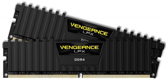 Оперативная память 32Gb (2x16Gb) PC4-19200 2400MHz DDR4 DIMM CL16 Corsair CMK32GX4M2A2400C16 оперативная память 16gb 2x8gb pc4 19200 2400mhz ddr4 dimm cl16 corsair cmk16gx4m2a2400c16r