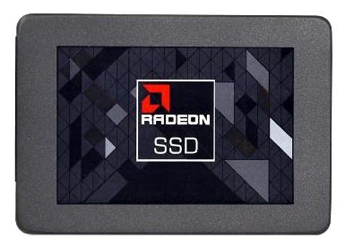 Твердотельный накопитель SSD 2.5 240Gb AMD Write 520Mb/s Read 470Mb/s SATAIII RADEON R3SL240G твердотельный накопитель ssd 2 5 512gb plextor s2 read 520mb s write 480mb s sataiii px 512s2c