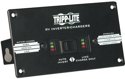 Модуль дистанционного управления Tripp Lite APSRM4 для инверторов и инверторов/зарядных устройств Tripp Lite серии PowerVerter кабель tripp lite p004 006