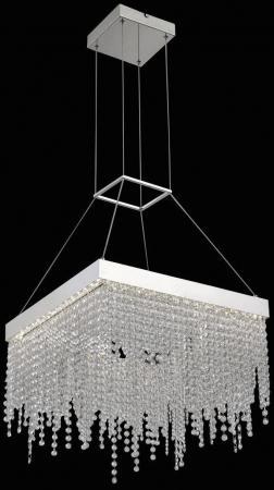 Подвесной светодиодный светильник ST Luce SL783.103.01 подвесной светодиодный светильник st luce sl957 102 06