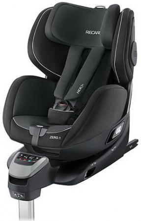 Автокресло Recaro Zero.1 (performance black) детское автокресло автокресло recaro privia black
