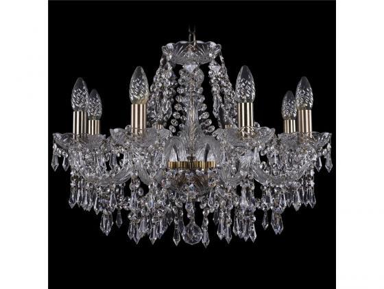Подвесная люстра Bohemia Ivele 1403/8/195/Pa bohemia ivele crystal подвесная люстра bohemia ivele crystal 1403 8 195 pa