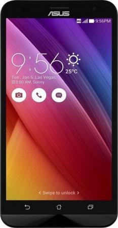 Смартфон ASUS Zenfone 2 Laser ZE550KL белый 5.5 32 Гб LTE Wi-Fi GPS 3G 90AZ00L2-M02720 смартфон asus zenfone 2 laser ze500kl белый 5 8 гб lte wi fi gps 3g 90az00e2 m01140