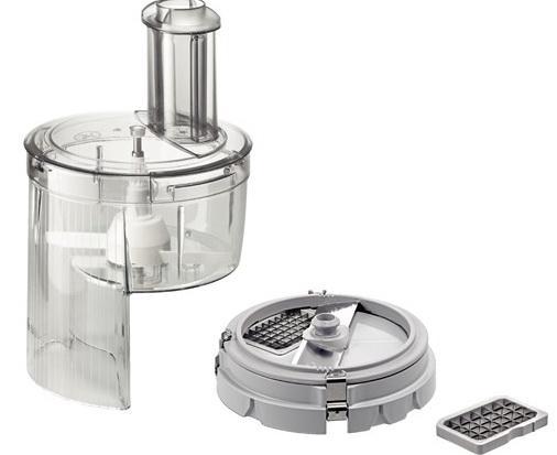 Насадка Bosch MUZ5CC2 для нарезки кубиками насадка для кухонного комбайна bosch muz5cc2