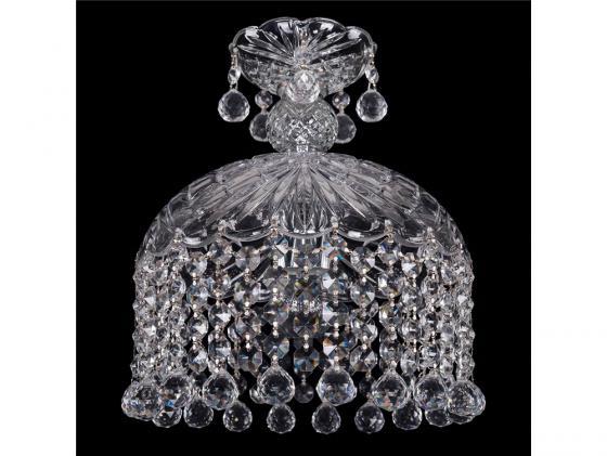 Подвесной светильник Bohemia Ivele 7715/22/1/Ni/Balls bohemia ivele crystal подвесной светильник bohemia ivele 7711 22 ni balls