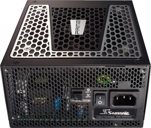 Блок питания ATX 650 Вт Seasonic SSR-650TD блок питания atx 520 вт seasonic ss 520fl2