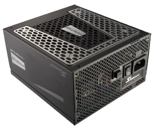 Блок питания ATX 750 Вт Seasonic SSR-750TD блок питания atx 520 вт seasonic ss 520fl2