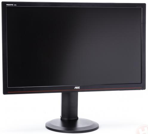 Монитор 27 AOC G2770PF черный красный TFT-TN 1920x1080 300 cd/m^2 1 ms DVI HDMI DisplayPort VGA Аудио USB блендер погружной philips hr 1625 00