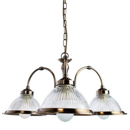 Купить Подвесная люстра Arte Lamp American Diner A9366LM-3AB, Reccagni Angelo