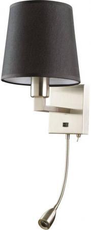 Бра Arte Lamp Hall A9246AP-2SS arte lamp бра hall
