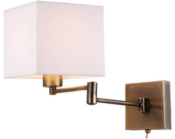 Бра Arte Lamp Cubes A9247AP-1AB бра светильник настенный arte lamp cubes a9247ap 1ab