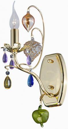 цена на Бра Arte Lamp Ricchezza A2011AP-1GO