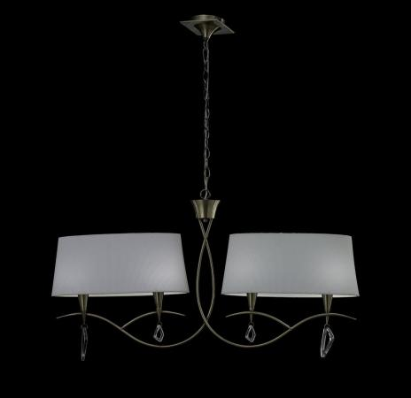 Подвесной светильник Mantra Mara Antique Brass 1622 подвесной светильник mantra mara antique brass арт 1622