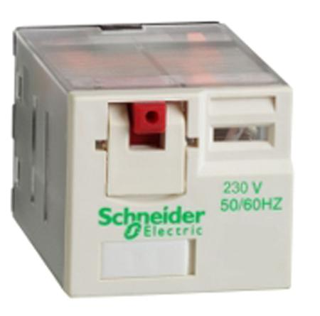 Реле Schneider Electric RPM31P7 din dail 4p overload proetction circuit breaker 400vac 63a 4000a dz47le 63