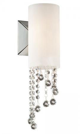 Бра Odeon Notts 2571/1W бра odeon light 2571 1w odl13 478 g9 40w 220v notts хром стекло хрусталь