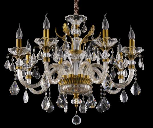 Подвесная люстра Crystal Lux Alicante SP8 44 g lux