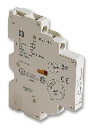 лучшая цена Контакт Schneider Electric GVAN11
