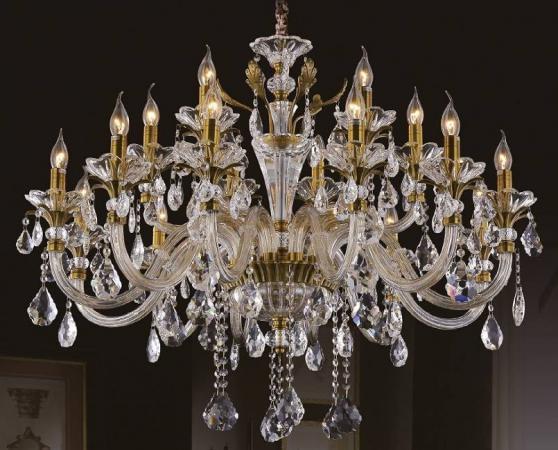 Подвесная люстра Crystal Lux Alicante SP12+6 люстра crystal lux fontain sp8