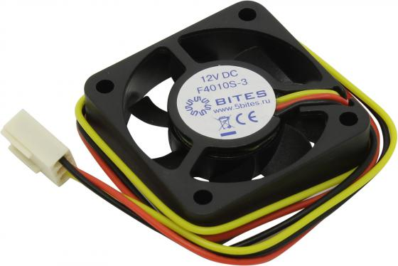 Вентилятор 5bites F4010S-2 40x40x10 2pin 22dB 5500rpm free welding connector for waterproof led strip 2pin 8mm 2pin 10mm 4pin 10mm 5pcs lot