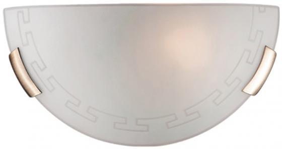 Настенный светильник Sonex Greca 061 sonex настенный светильник sonex greca 061