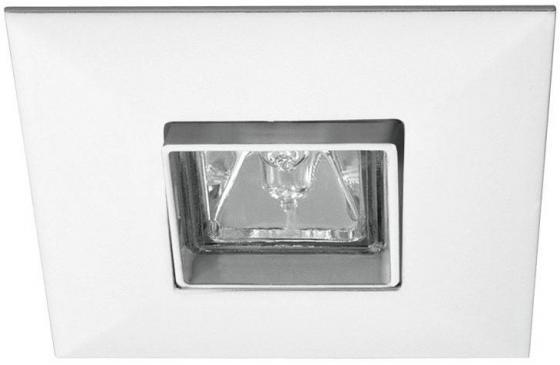 Встраиваемый светильник (в комплекте 6 шт.) Paulmann Quadro 99518 встраиваемый светильник в комплекте 3 шт paulmann quality quadro 99543