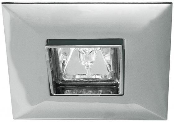 Встраиваемый светильник (в комплекте 6 шт.) Paulmann Quadro 99521 встраиваемый светильник в комплекте 3 шт paulmann quality quadro 99543
