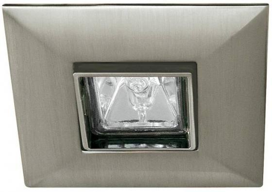Встраиваемый светильник (в комплекте 6 шт.) Paulmann Quadro 99524 встраиваемый светильник в комплекте 3 шт paulmann quality quadro 99543
