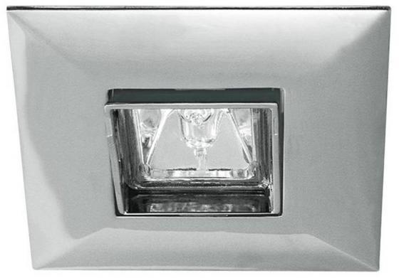 Встраиваемый светильник Paulmann Quadro 5708 встраиваемый светильник в комплекте 3 шт paulmann quality quadro 99543